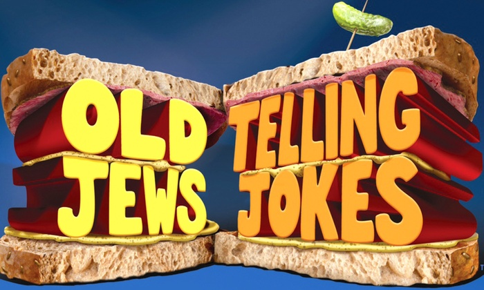 Bucks County Playhouse - Glen Afton and The Island: Old Jews Telling Jokes at Bucks County Playhouse