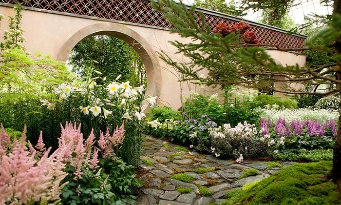 Rose Garden Weekend New York Botanical Garden Groupon