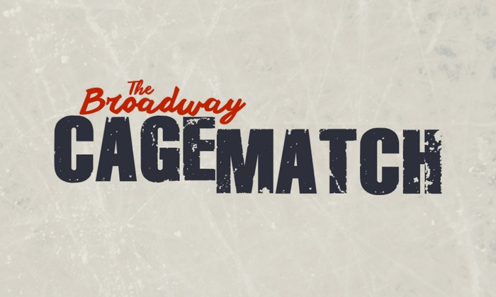 Rockwell: Table & Stage - Los Feliz: Broadway Cage Match at Rockwell: Table & Stage