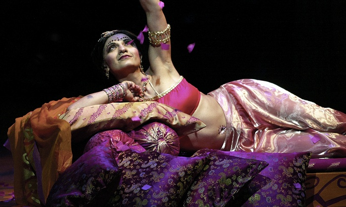 McCaw Hall - Lower Queen Anne: The Pearl Fishers at McCaw Hall