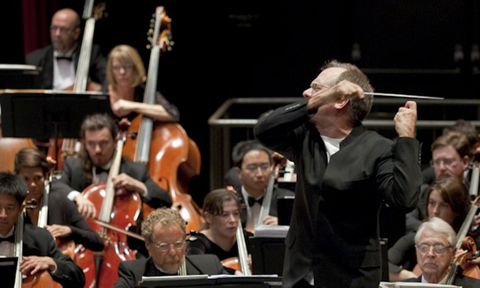 Mandeville Auditorium - Northern San Diego: La Jolla Symphony & Chorus: Adams, Barber & Copland at Mandeville Auditorium