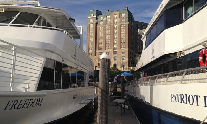 National Ferry Fleet  - Southwest Washington: Holiday Harbor Cruise at National Ferry Fleet