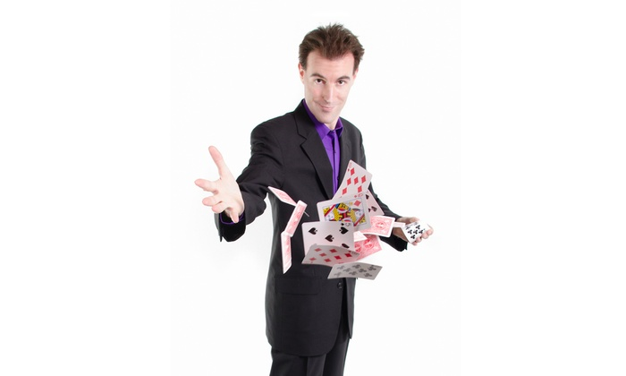 JCC of the East Bay - North Berkeley: Magician Timothy James at JCC of the East Bay