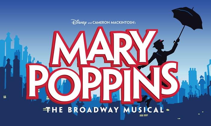 Warner Grand Theatre - Harbor: Disney's Mary Poppins at Warner Grand Theatre