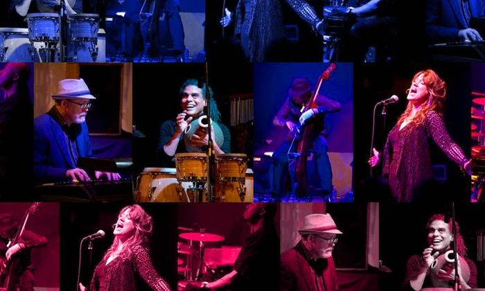 Woodland Opera House - Sacramento: Mary Jenson and Beyond Standard Jazz at Woodland Opera House