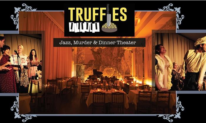 Duane Park - At 1st Street Between Houston and Bleeker: Truffles: Dinner Theater at Duane Park