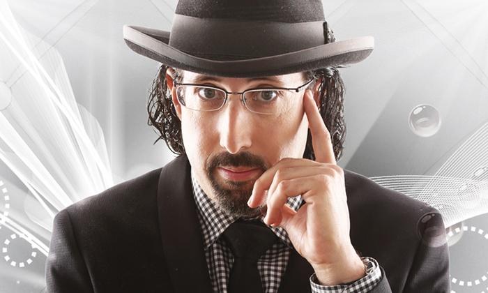 Marrakech Magic Theater - Tenderloin: Magician Jay Alexander at Marrakech Magic Theater