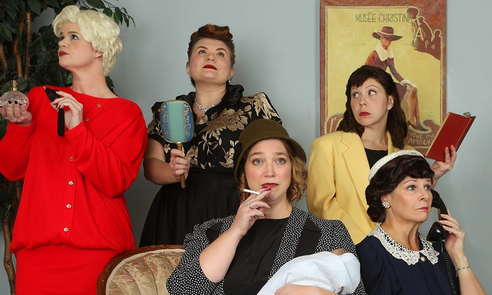 Magenta Theater - Esther Short: The Women at Magenta Theater