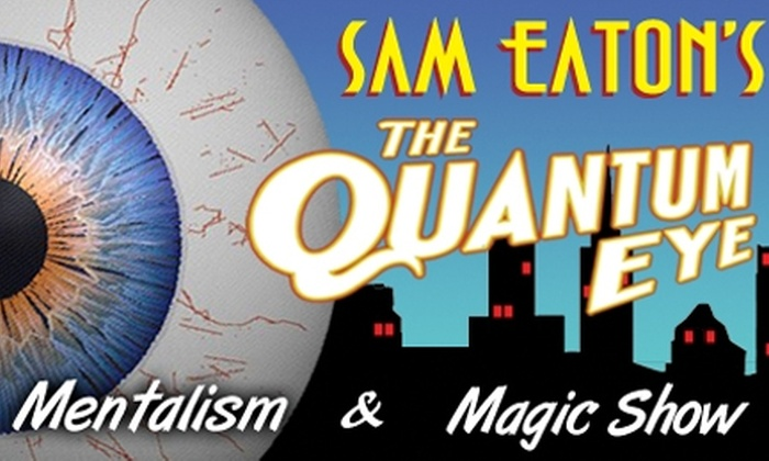 Theatre 80 - East Village: The Quantum Eye at Theatre 80