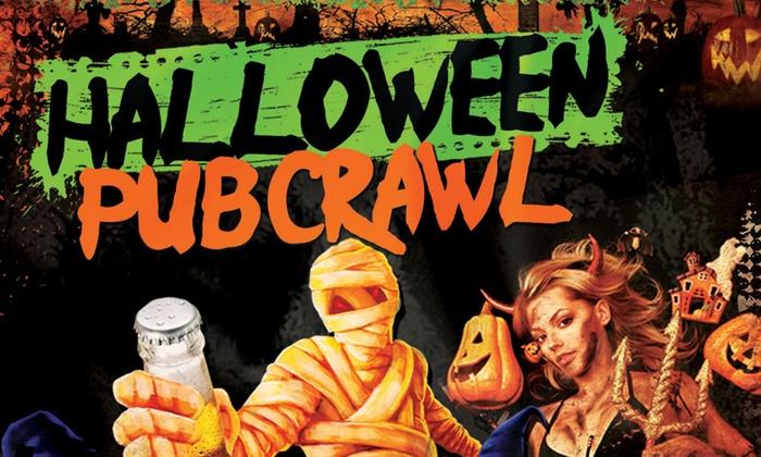 Halloween Headquarters  - Dupont Circle: Halloween PubCrawl in Dupont Circle at Halloween Headquarters