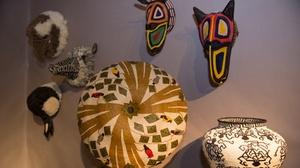 Fort Mason Center - Festival Pavilion: San Francisco Tribal & Textile Arts Show at Fort Mason Center - Festival Pavilion
