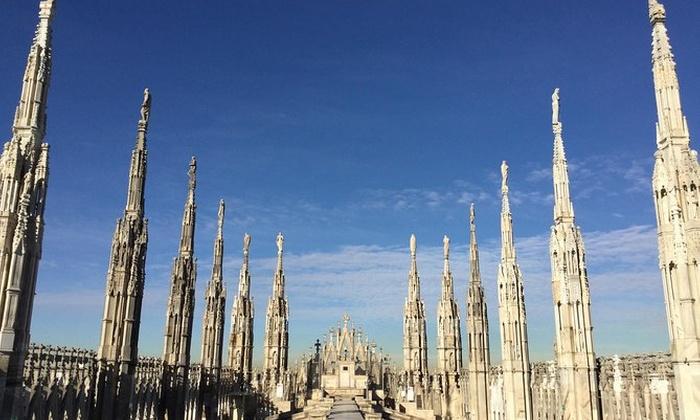 Biglietto Per Le Terrazze Del Duomo Di Milano