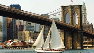 Shearwater: Sail NY Harbor Aboard the Historic Schooner Shearwater at Shearwater