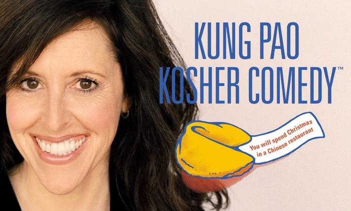 New Asia Restaurant - Chinatown: Kung Pao Kosher Comedy at New Asia Restaurant