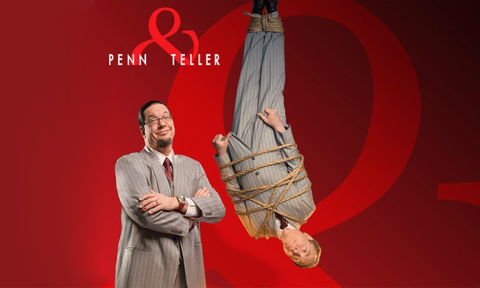 Penn & Teller event tickets are easy to find when you buy them from dendeseabli.cf presale code required · Get into sold-out shows · % Guarantee · Last-minute ticketsAmenities: Instant Dowload, Secure Checkout, Interactive Seating Chart, % Guarantee.