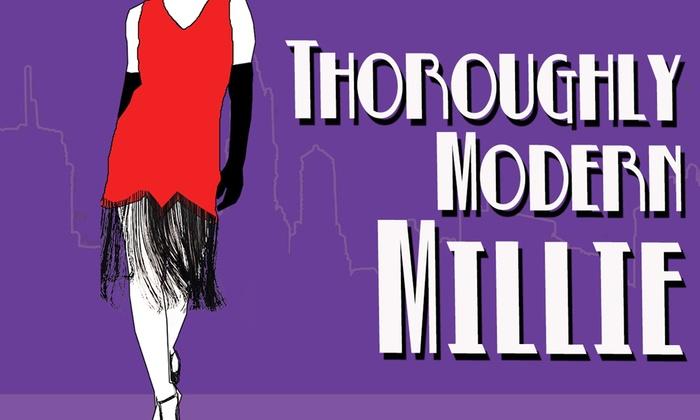 Rice Auditorium - Catonsville: Thoroughly Modern Millie at Rice Auditorium