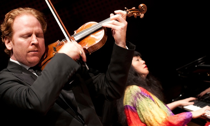 Alice Tully Hall at Lincoln Center - Lincoln Square: Menuhin at 100 With Daniel Hope at Alice Tully Hall at Lincoln Center