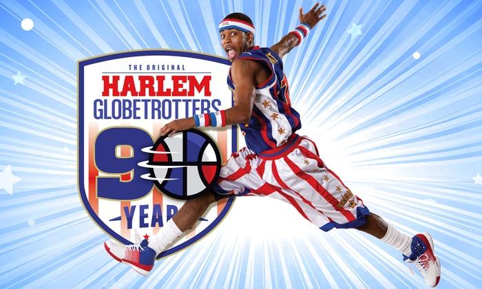 Pepsi Center - 1stBank Center: Harlem Globetrotters: 90th Anniversary World Tour at Pepsi Center