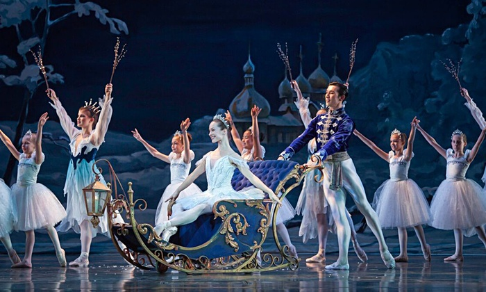 Fox Theatre - Northeast Atlanta: Atlanta Ballet's Nutcracker at Fox Theatre