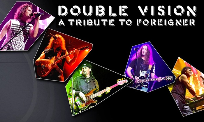 Lido Live - West Newport Beach: Double Vision: Foreigner Tribute Band at Lido Live