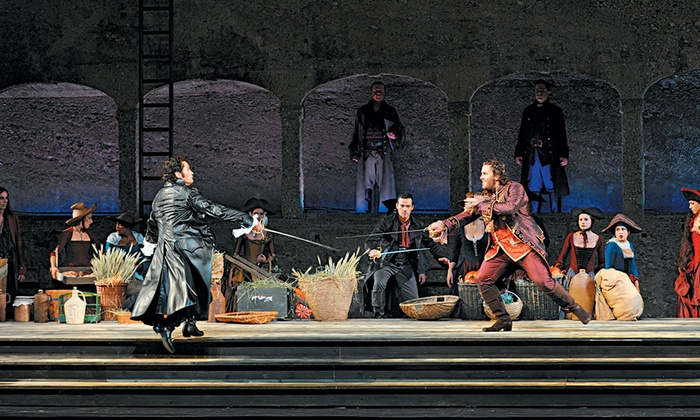 Civic Opera House - Downtown: Romeo and Juliet at Civic Opera House