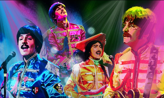 Merriam Theater - Avenue of the Arts South: Rain: A Tribute to the Beatles at Merriam Theater