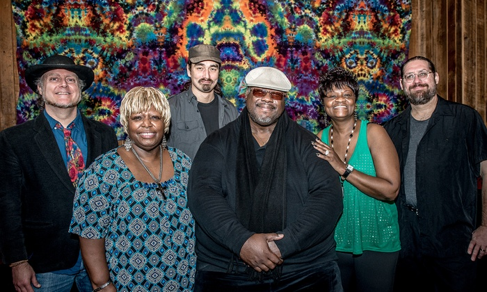 The Coach House - The Coach House: Melvin Seals & The Jerry Garcia Band at The Coach House