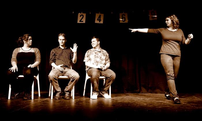 Blacktop Comedy Theater - Blacktop Comedy: Best of Blacktop Comedy at Blacktop Comedy Theater