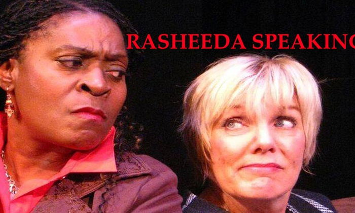 La Jolla Commons Theatre - Northern San Diego: Rasheeda Speaking at La Jolla Commons Theatre
