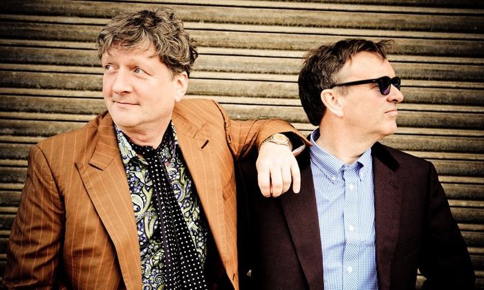 City National Grove of Anaheim - Orange County: Squeeze Acoustic: Chris Difford and Glenn Tilbrook's The At Odds Couple Tour at City National Grove of Anaheim