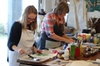Design Dye Stitch : Create textile art by the sea