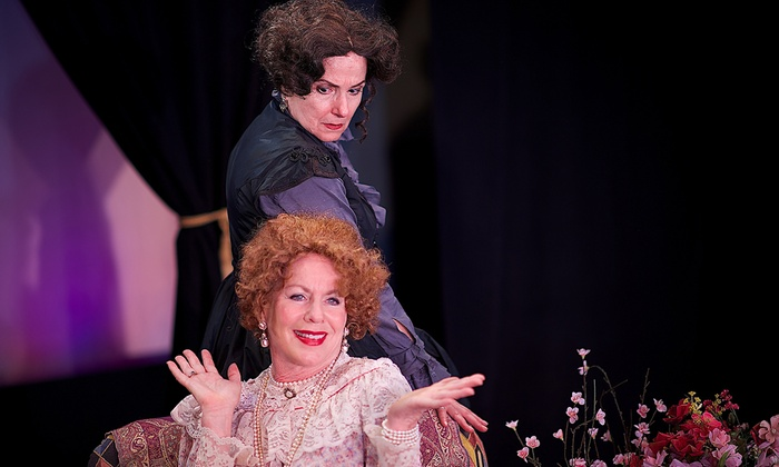 Barn Theatre - San Anselmo: The Ladies of the Camellias at Barn Theatre