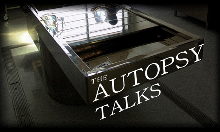 The Autopsy Talks at Theater Wit