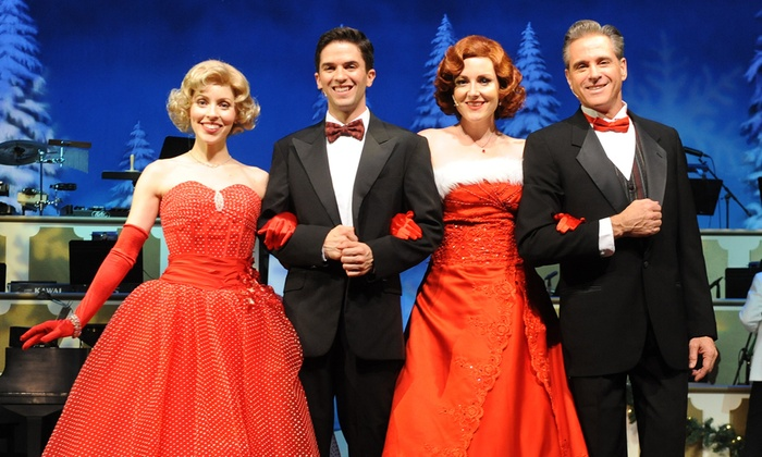 Irving Berlin's White Christmas at Spreckels Theatre