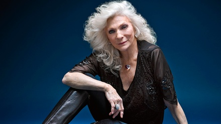 Judy Collins at The Cave