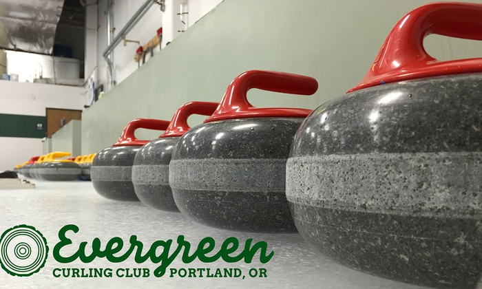 Evergreen Curling Club  - Raleigh West: Curling Lesson at Evergreen Curling Club