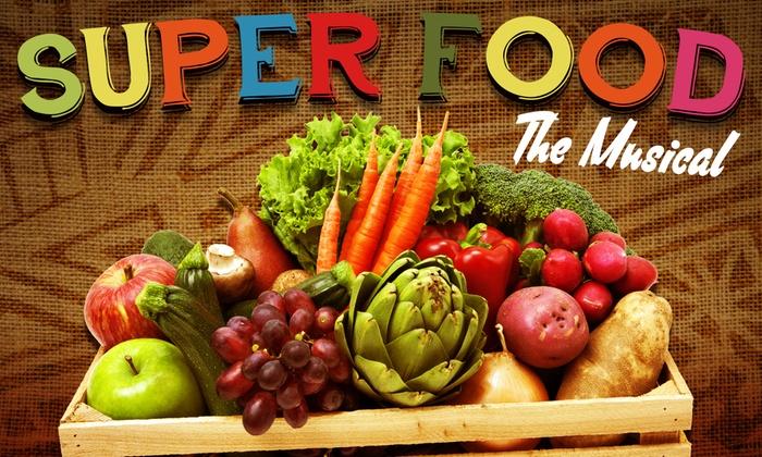 Eddy St Theatreplex - The EXIT Theatre - Tenderloin: Super Food: The Musical at Eddy St Theatreplex - The EXIT Theatre