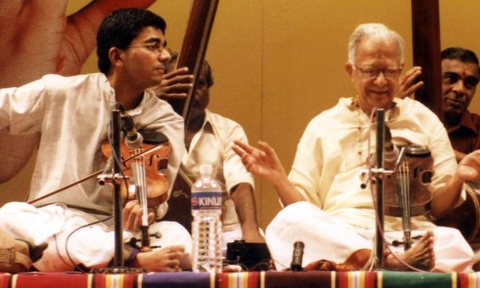 Agnes Irwin School - Bryn Mawr: Indian Classical Violin Trio: The Krishnans at Agnes Irwin School