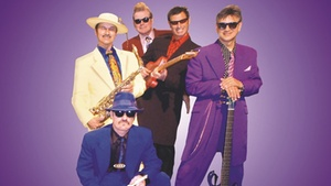Simi Valley Cultural Arts Center: Ronny and the Classics at Simi Valley Cultural Arts Center