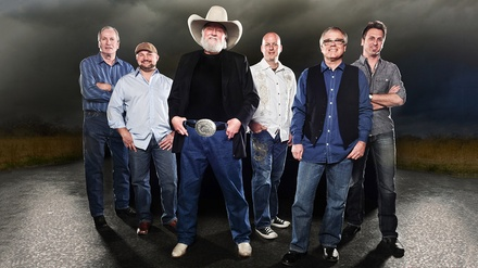 The Charlie Daniels Band & The Marshall Tucker Band at The Pompano Beach Amphitheater