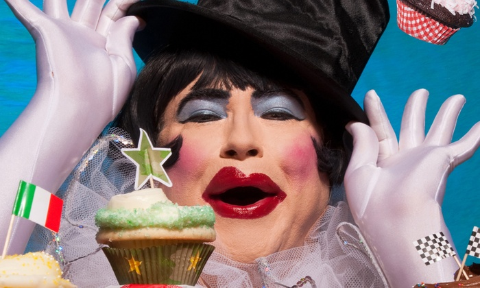 Voyeur Nightclub - Voyeur Nightclub: Dina Martina in Philly: Flat & Lacking at Voyeur Nightclub