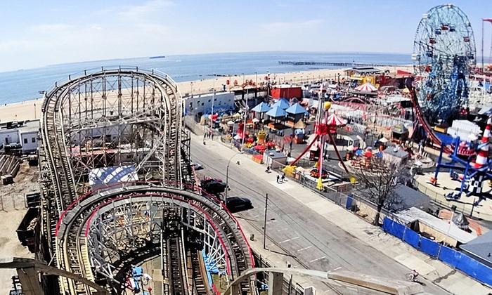 Coney Island Hours >> 4 Hour Wristband For Luna Park At Coney Island At Luna Park At Coney Island