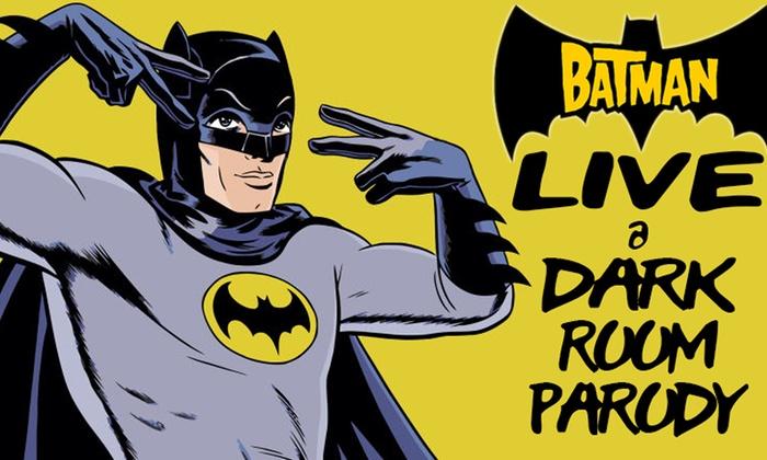 PianoFight  - Tenderloin: Batman LIVE: A Dark Room Parody at PianoFight
