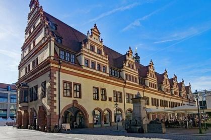 Leipzig Stadtbesichtigung