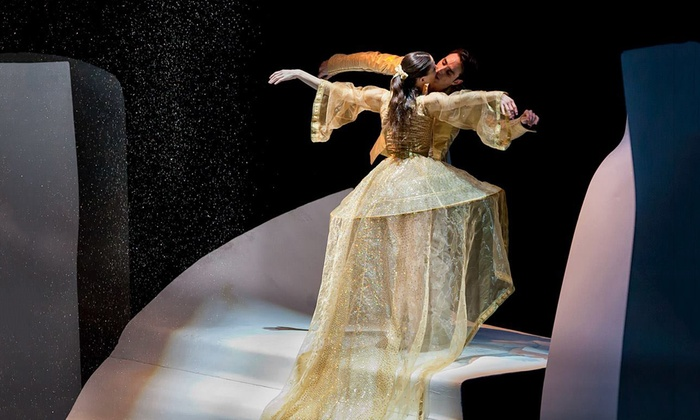 New York City Center - Theater District: Jean-Christophe Maillot's Cinderella at New York City Center