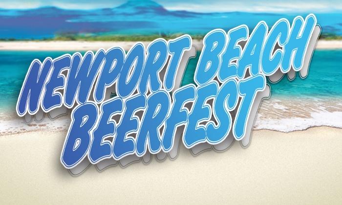 Newport Dunes - Newport Beach: Newport Beach Beerfest at Newport Dunes