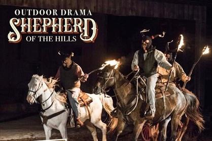 Shepherd of the Hills Outdoor Drama & Dinner