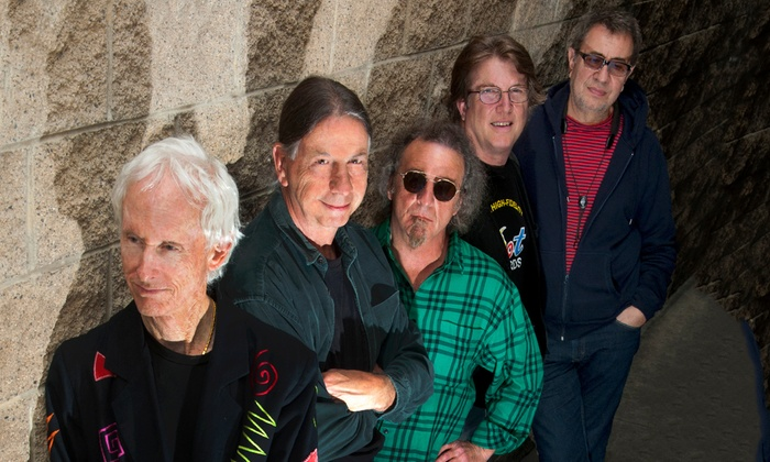 The Cave  - Inland Empire: Robby Krieger's Jam Kitchen at The Cave