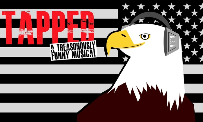 MCL Chicago - Lakeview: TAPPED: A Treasonously Funny Musical at MCL Chicago