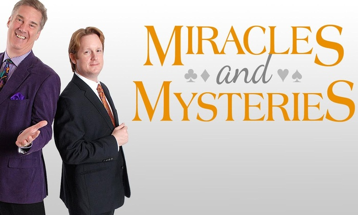 Willard's Parlour of Mystery - Arlington: Miracles & Mysteries: An Evening of Comedy and Magic with Barry Taylor and Willard Royal at Willard's Parlour of Mystery
